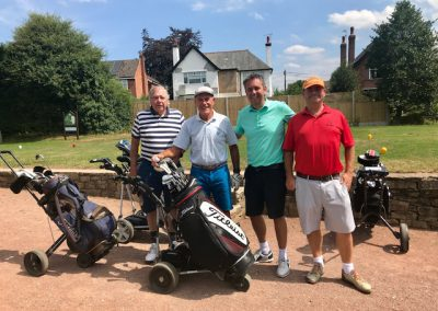 Grosvenor Charity golf day 001