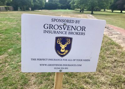 Grosvenor Charity golf day 002