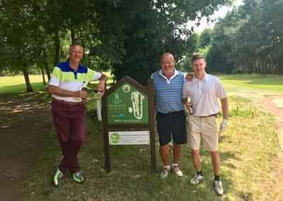 Grosvenor Charity golf day 005